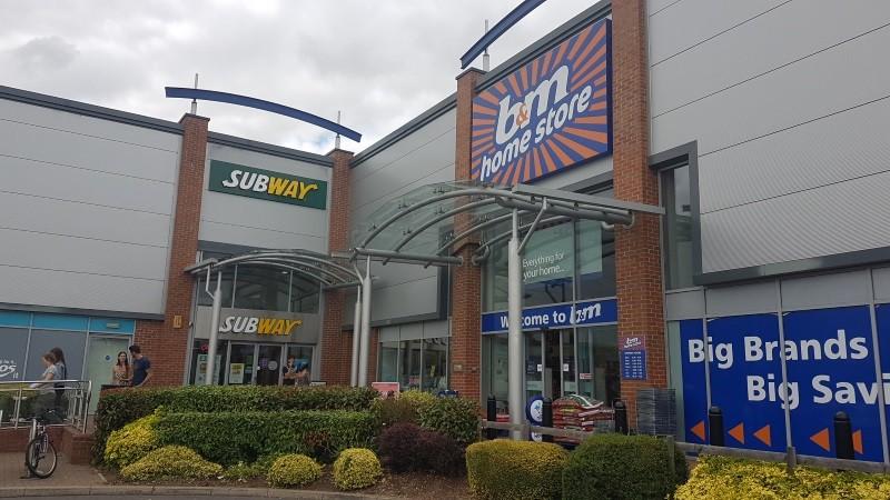 Fairacres Retail Park, Abingdon