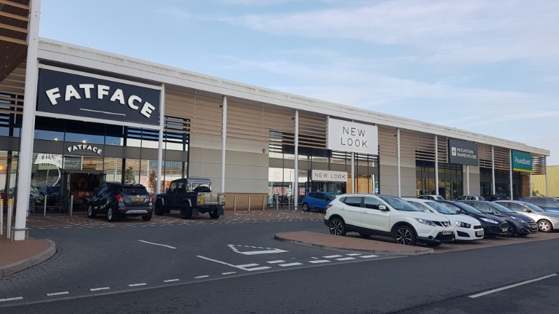 Shops at Banbury Gateway Shopping Park