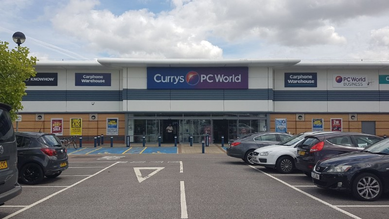 Currys PC World at Brighton Hill Retail Park, Basingstoke