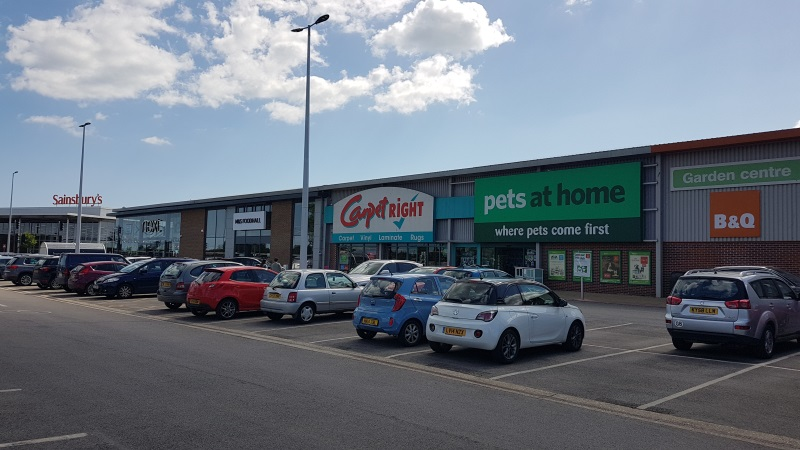 Shops at Arun Retail Park