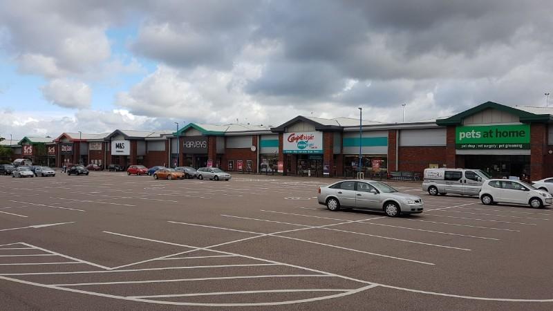 Shops at Orbital Retail Park