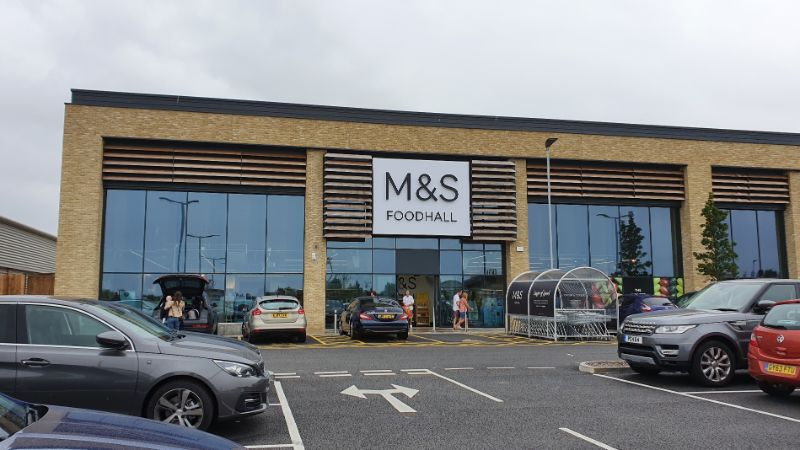 Marks and Spencer at Canvey Island Retail Park