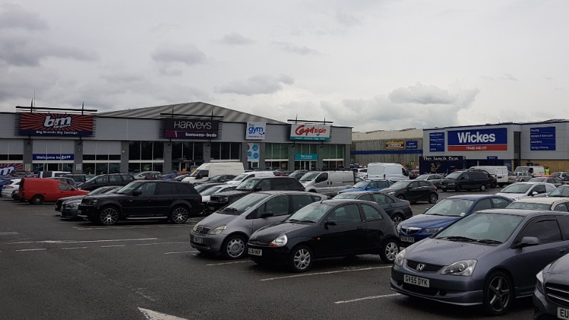 Goodmayes Retail Park