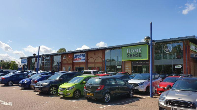 Riverside Retail Park, Chelmsford