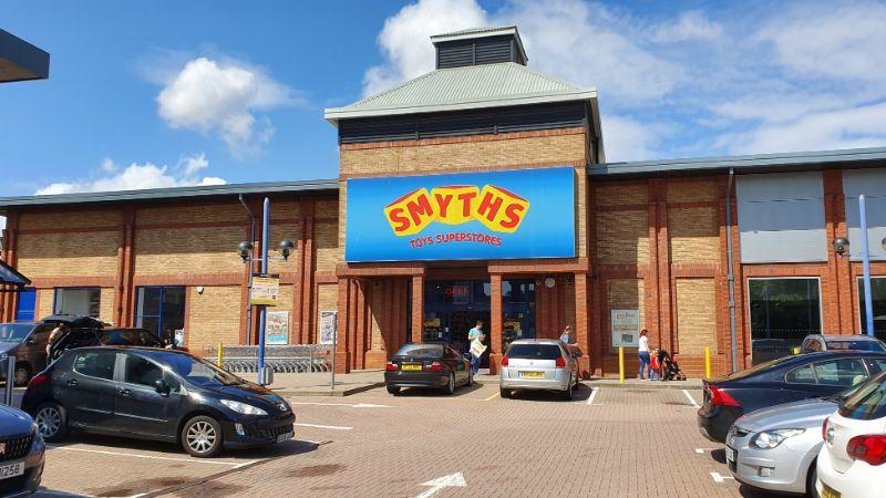 Smyths Toys at Riverside Retail Park, Chelmsford