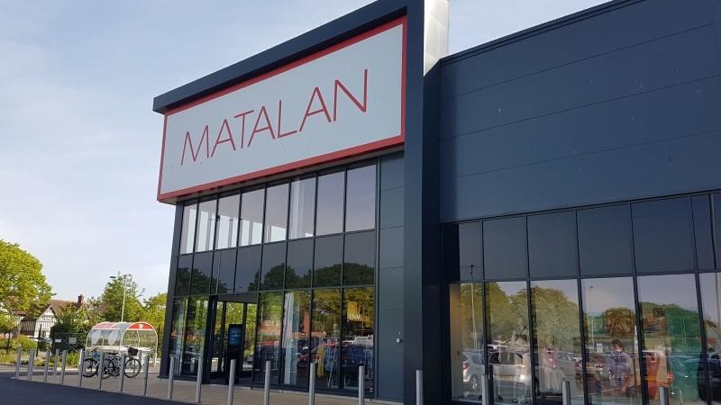 Matalan at Meteor Shopping Park, Christchurch