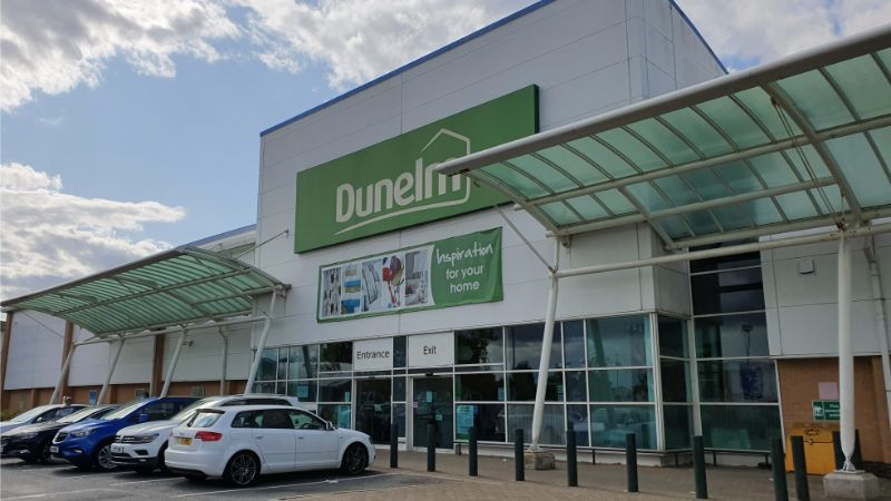 Dunelm at Turner Rise Retail Park, Colchester