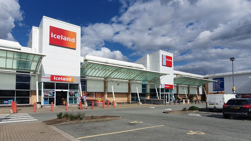 Shops at Turner Rise Retail Park, Colchester