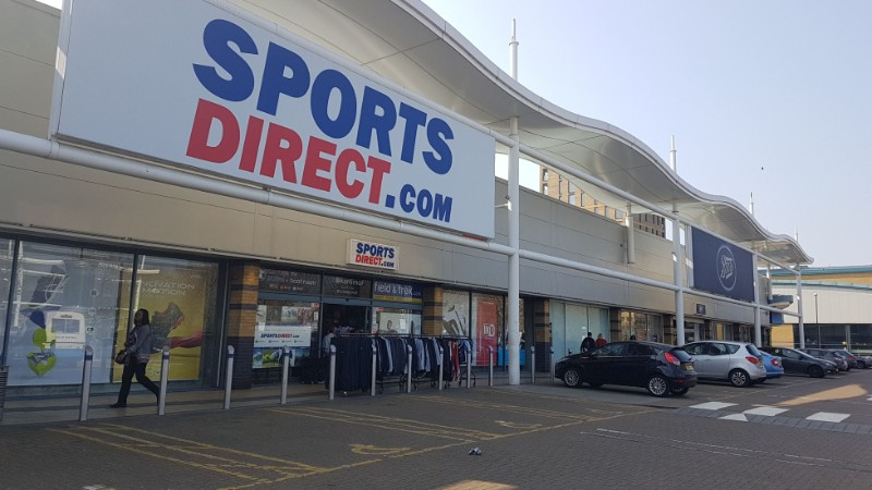 Sports Direct and Boots