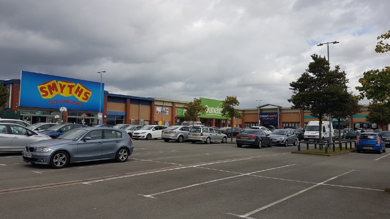Airport Retail Park, Coventry