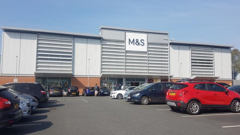 Marks & Spencer, Durham Arnison