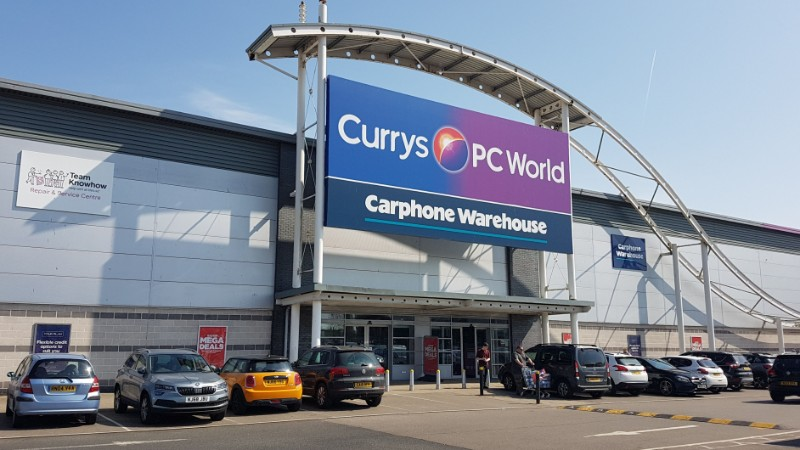 Currys PC World at Durham City Retail Park