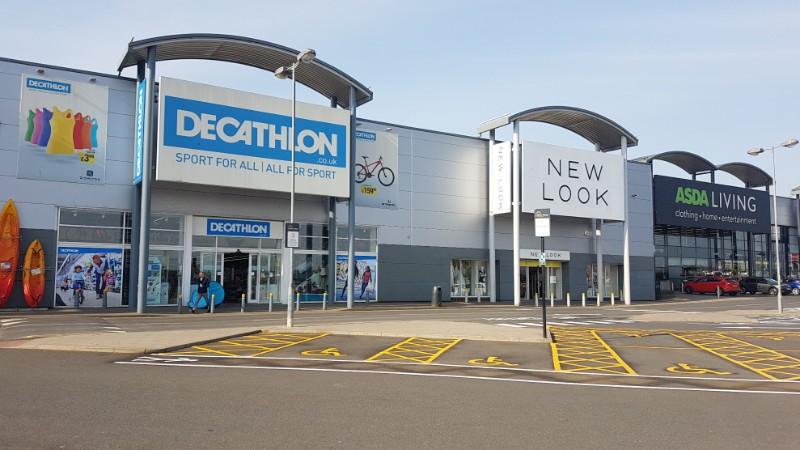 Shops at Team Valley Shopping Park, Gateshead
