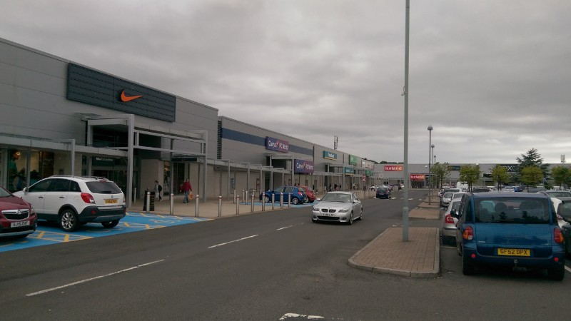 Shops at Strathkelvin Retail Park, Bishopbriggs