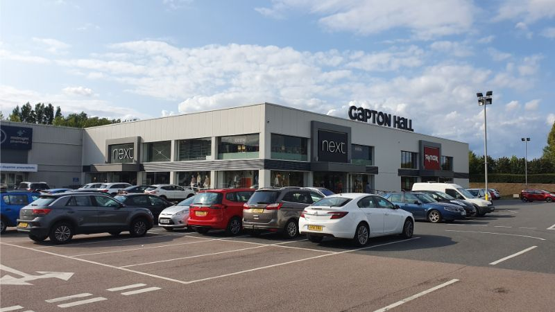 Gapton Hall Shopping Park photo