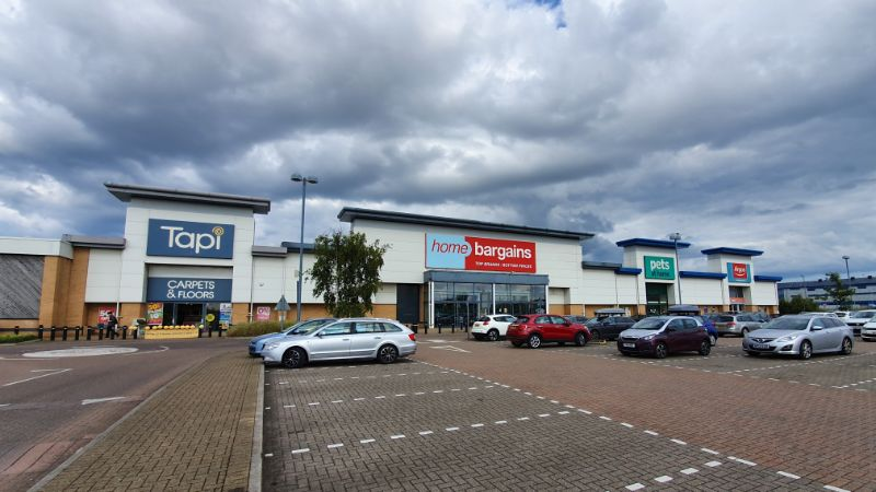 Pasteur Retail Park, Great Yarmouth