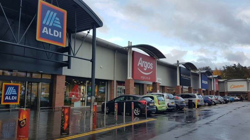 Shops at Heanor Retail Park