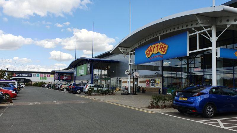 Anglia Retail Park, Ipswich