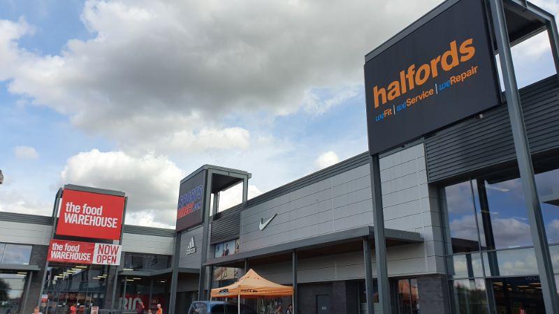 Euro Retail Park, Ipswich