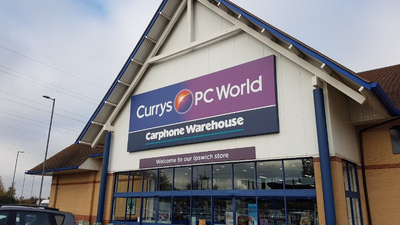Currys PC World, Ipswich