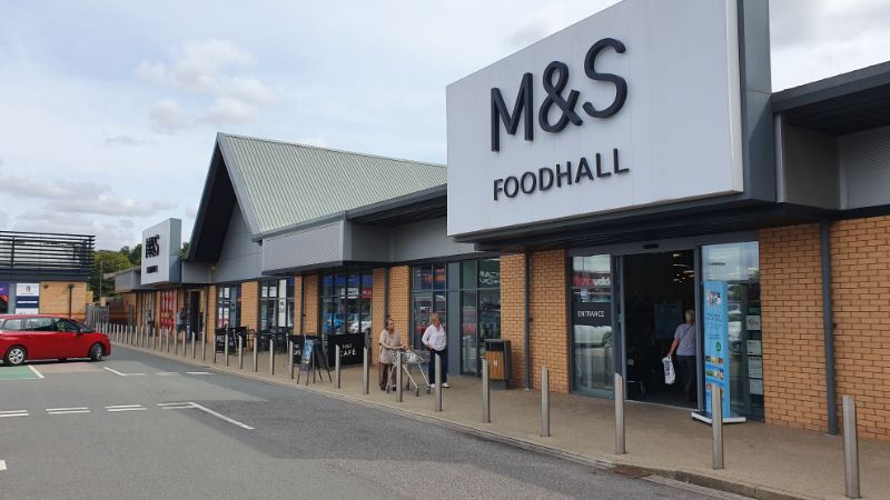 M&S at Martlesham Heath