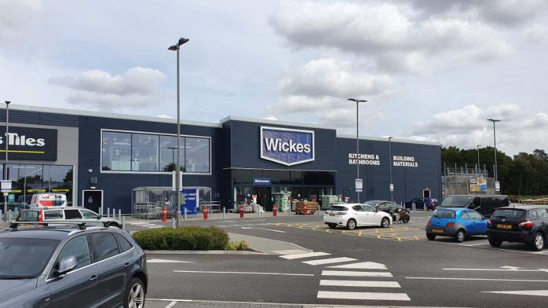 Wickes at Martlesham Heath