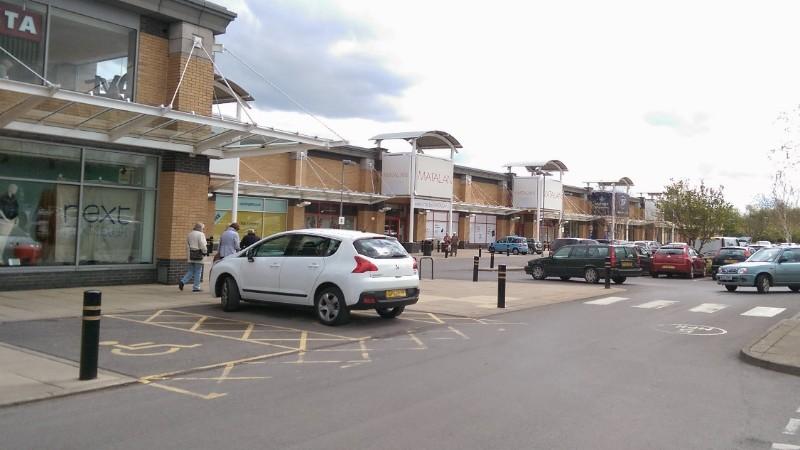 Shops at St James Retail Park, Knaresborough
