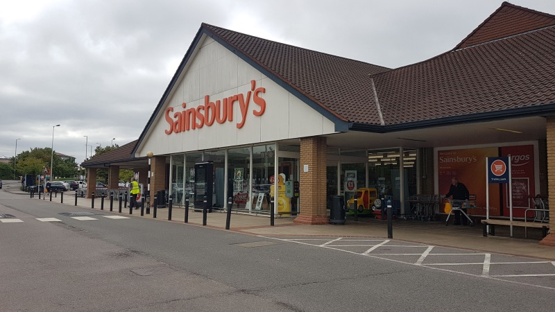 Sainsbury's at Plinston Retail Park