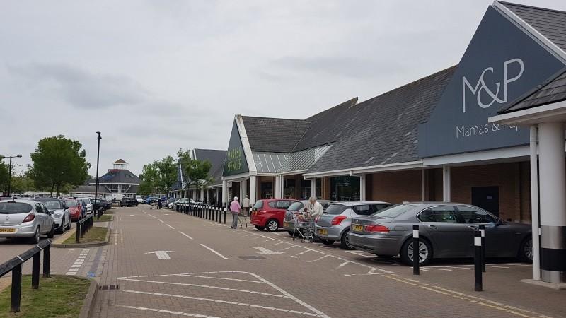 Kingston Centre, Milton Keynes