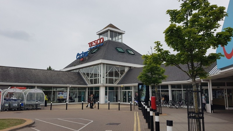Tesco, Milton Keynes - Kingston