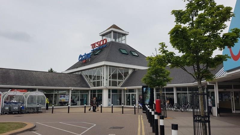 Tesco at Kingston Centre, Milton Keynes