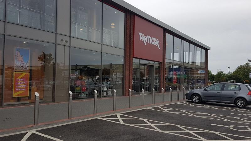 Shops at Newbury Retail Park