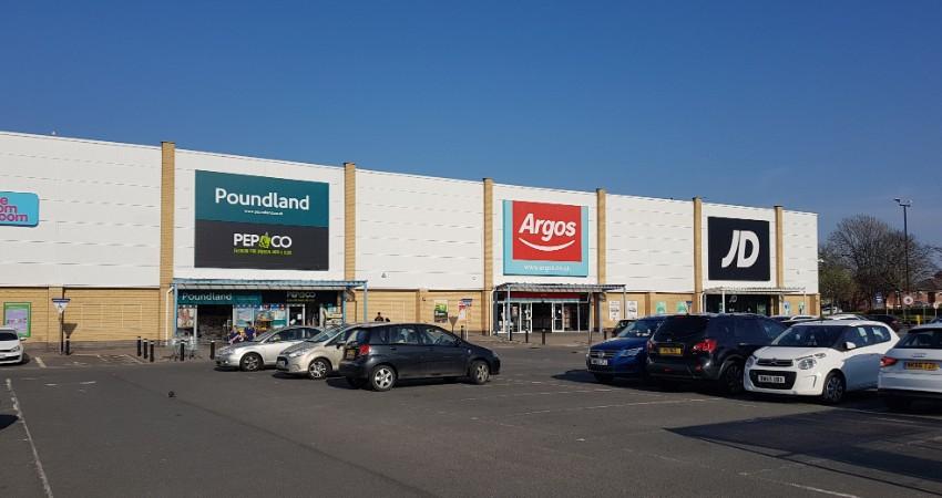 Newcastle Shopping Park, Byker