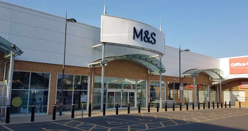 M&S at Kingston Retail Park, Newcastle