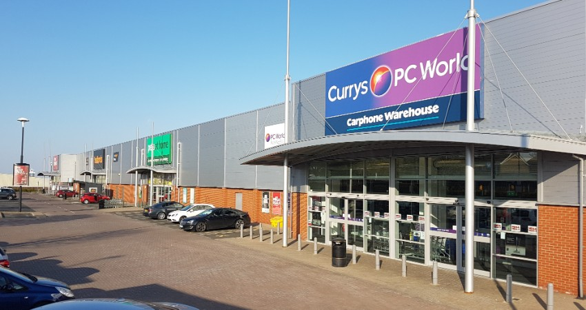 Kingston Retail Park