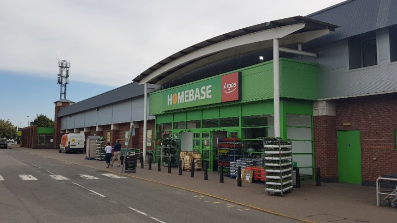 Homebase and Argos