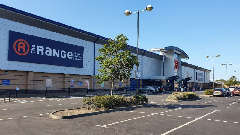 The Range at Longwater Retail Park