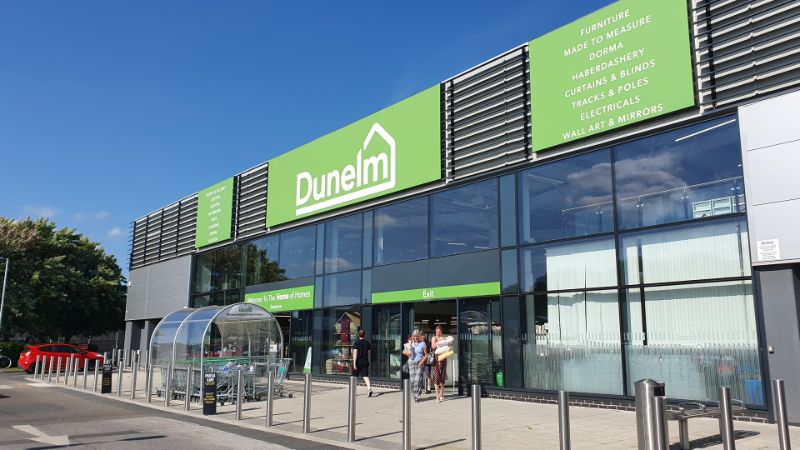 Dunelm at Sprowston Retail Park, Norwich
