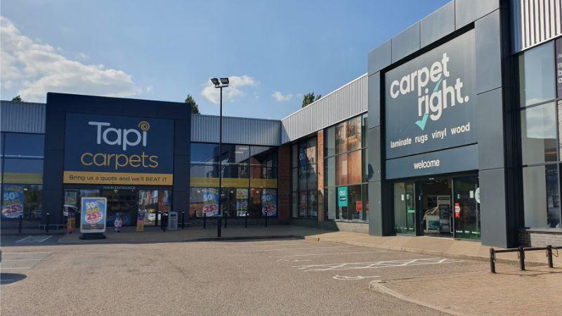 Sweet Briar Retail Park, Norwich