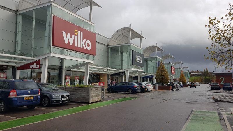 Giltbrook IKEA Retail Park, Nottingham