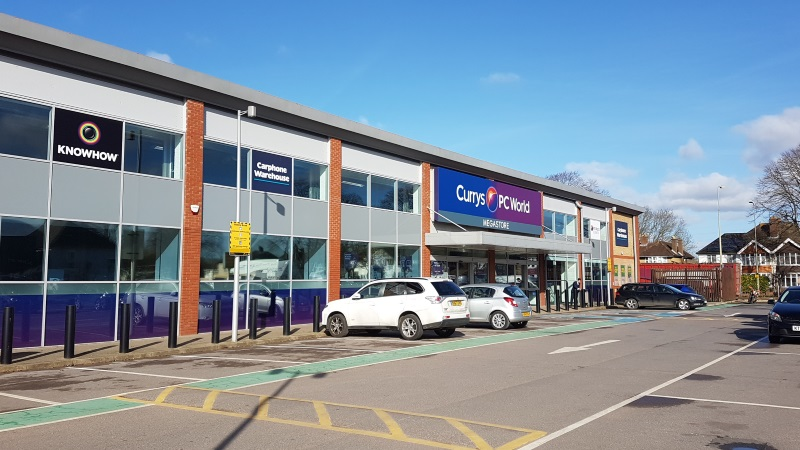 Currys PC World at Botley Road Retail Park, Oxford