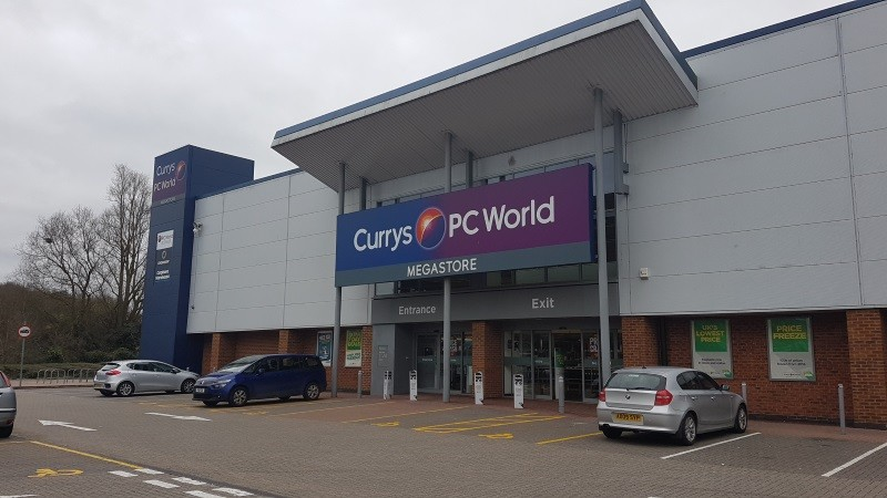 Currys PC World at Reading Gate Retail Park