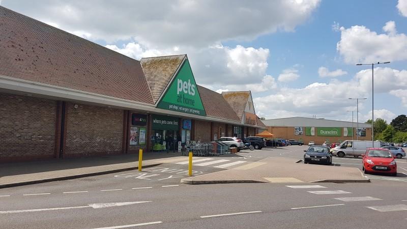 Rustington Retail Park