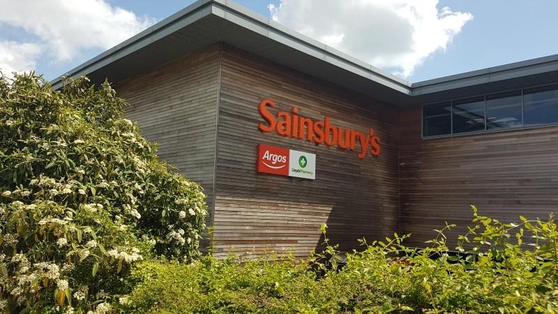 Rustington Retail Park - Sainsbury's