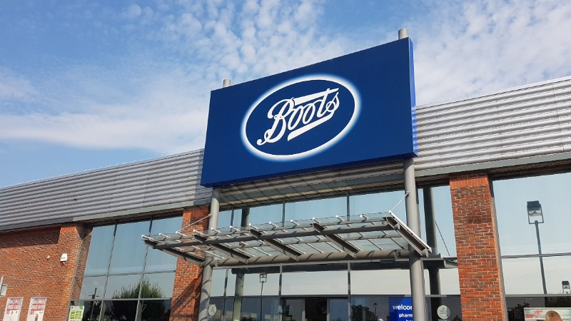 Boots at Bath Road Shopping Park, Slough