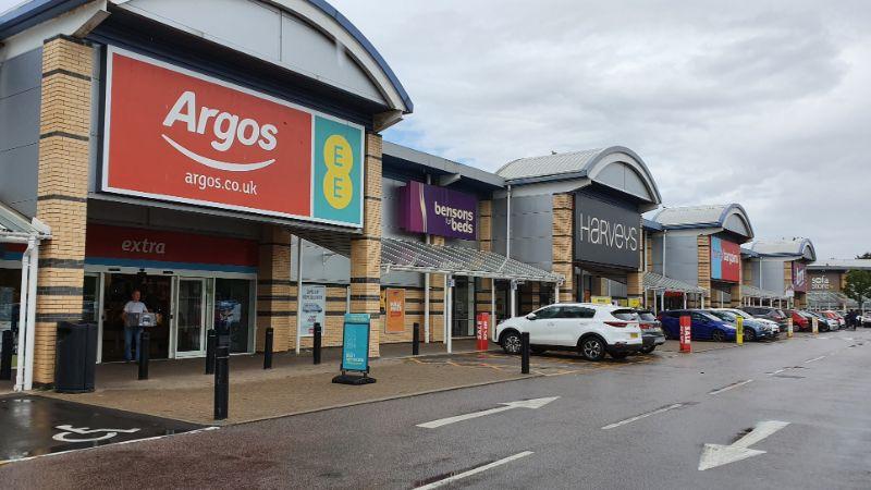 Southend Airport Retail Park