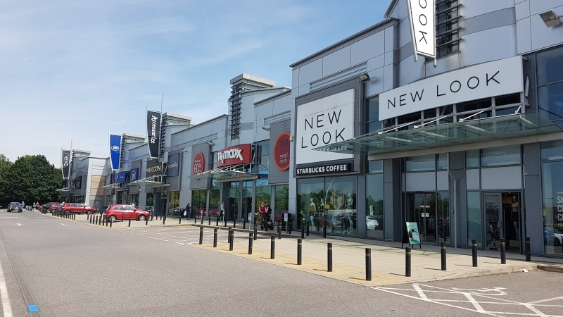 Shops at Colney Fields Shopping Park