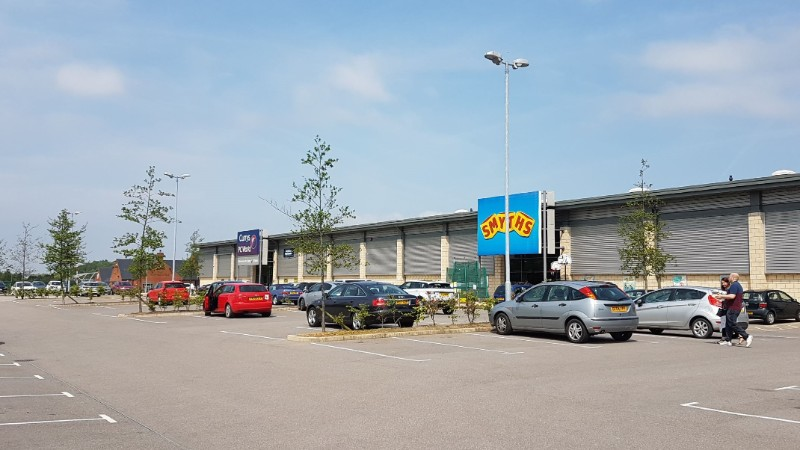 Phoenix Retail Park, Longton, Stoke-on-Trent