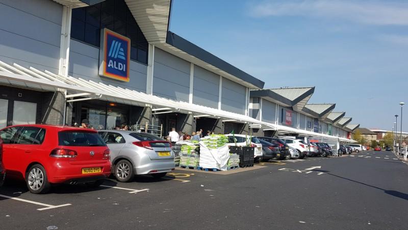 Hylton Riverside Retail Park, Sunderland