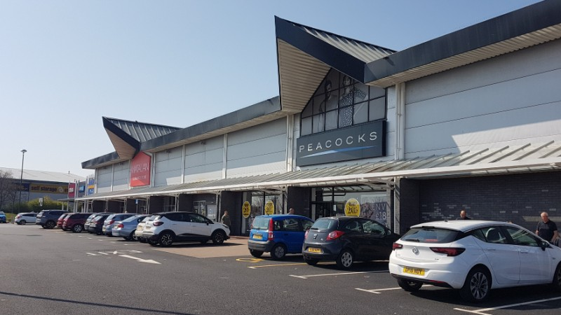 Shops at Hylton Riverside Retail Park, Sunderland